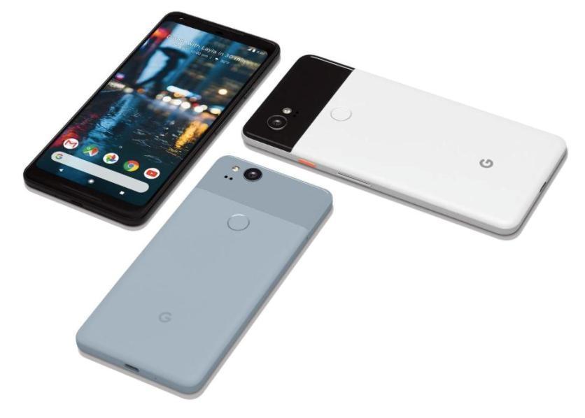 Что не вошло в функционал Google Pixel 2?
