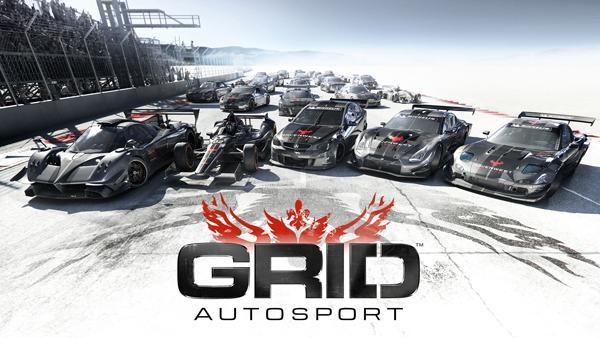 GRID Autosport теперь доступен для загрузки на iPhone и iPad