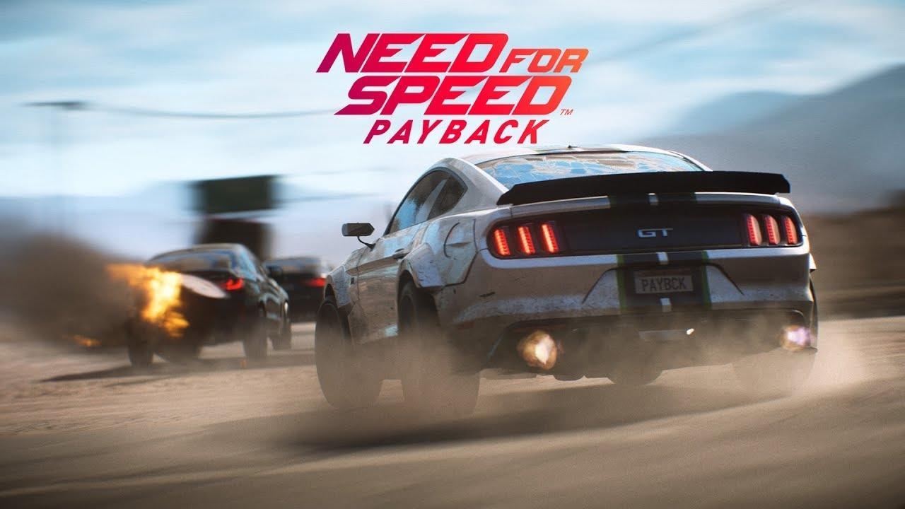 Любители автогонок уже во всю используют Need For Speed Payback