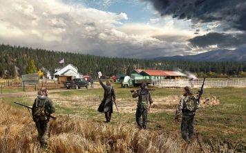 Известен новый персонаж в Far Cry 5