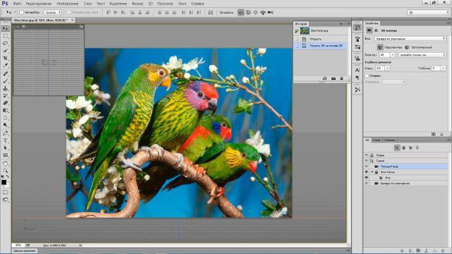 Как дорисовать фон в Photoshop?