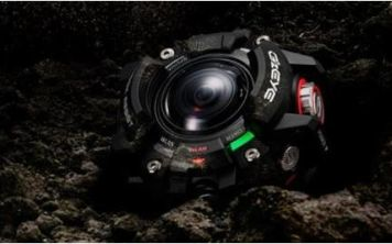 Новая модель экшн-камеры или часы G-Shoks с объективом?