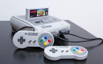 Nintendo выпускает новую консоль SNES Mini