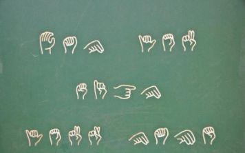 В Калифорнии научились набирать текст руками