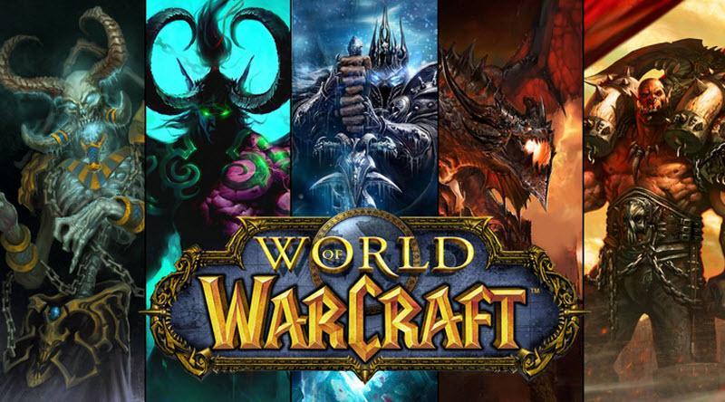 История World of Warcraft Vanilla