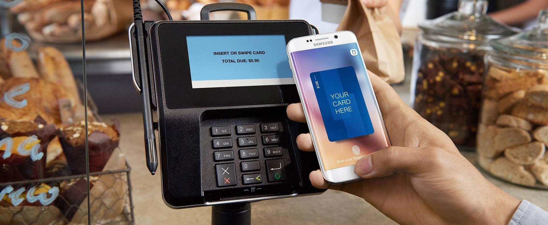 Как первый раз оплатить телефоном через Samsung Pay, чтобы не засмеяли?