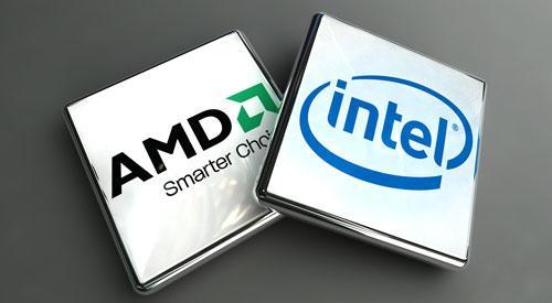 Разница между процессорами Intel и ADM