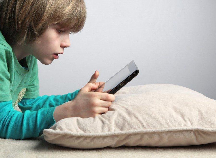 Меры предосторожности детей от использования смартфонов