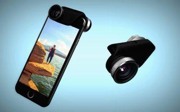 Вы любите фотографировать? Смотрите самую свежую подборку лучших аксессуаров для вашего iPhone