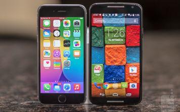 Motorola с насмешкой относится к другим производителям смартфонов