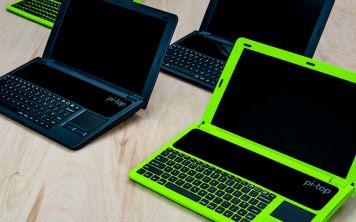 Raspberry Pi-Top – ноутбук специально для энтузиастов
