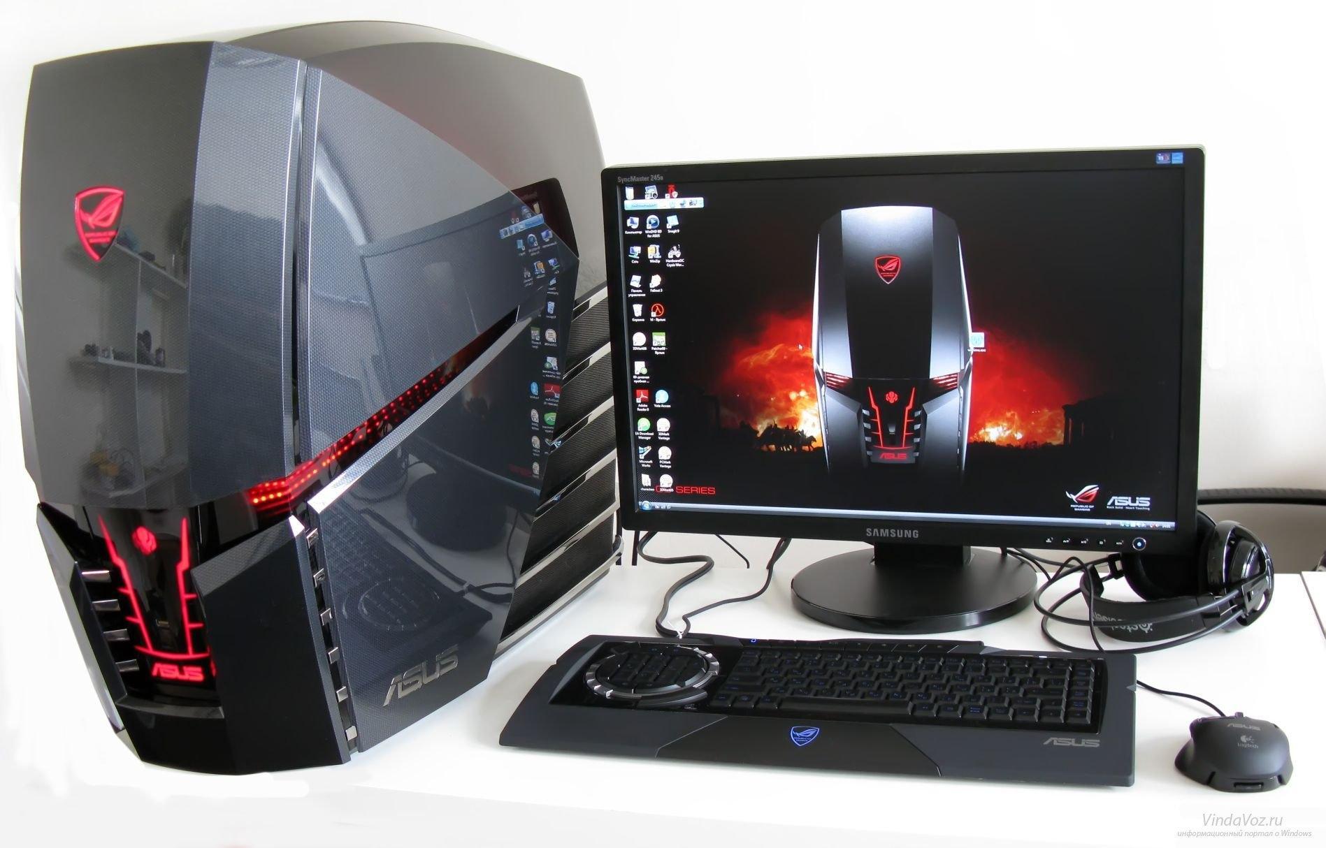 Как собрать игровой компьютер?