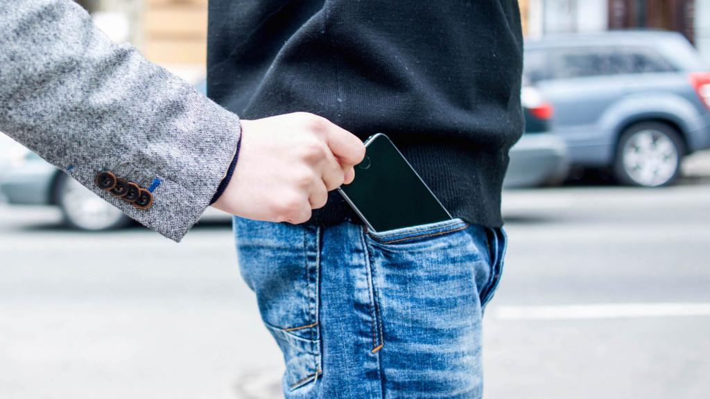 Как найти iphone?