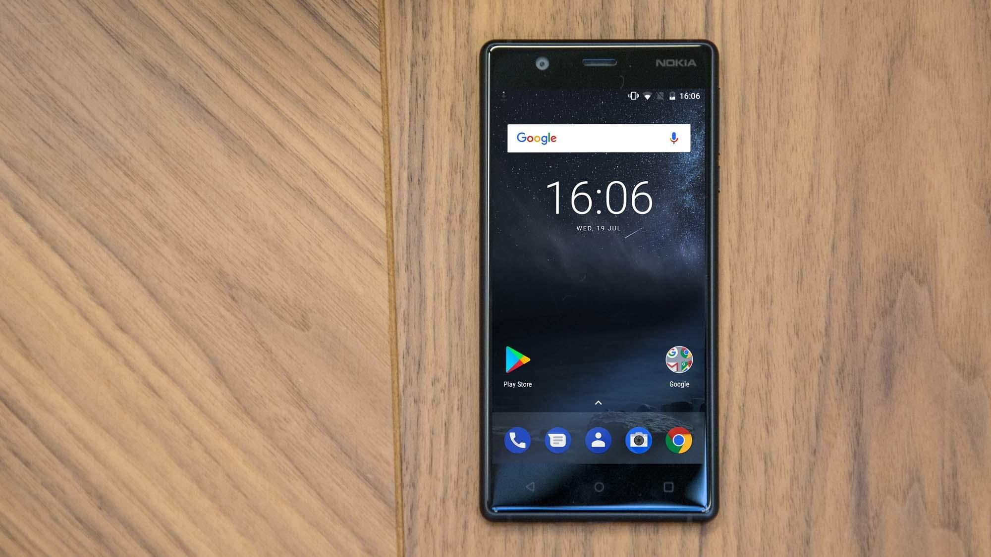 Nokia 3 все же поРучит обновРение до Android Oreo NestorPredein 06 декабря 2017