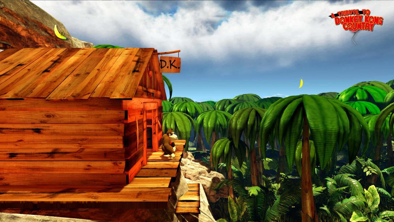 Фанат решил сам заняться HD-переизданием Donkey Kong