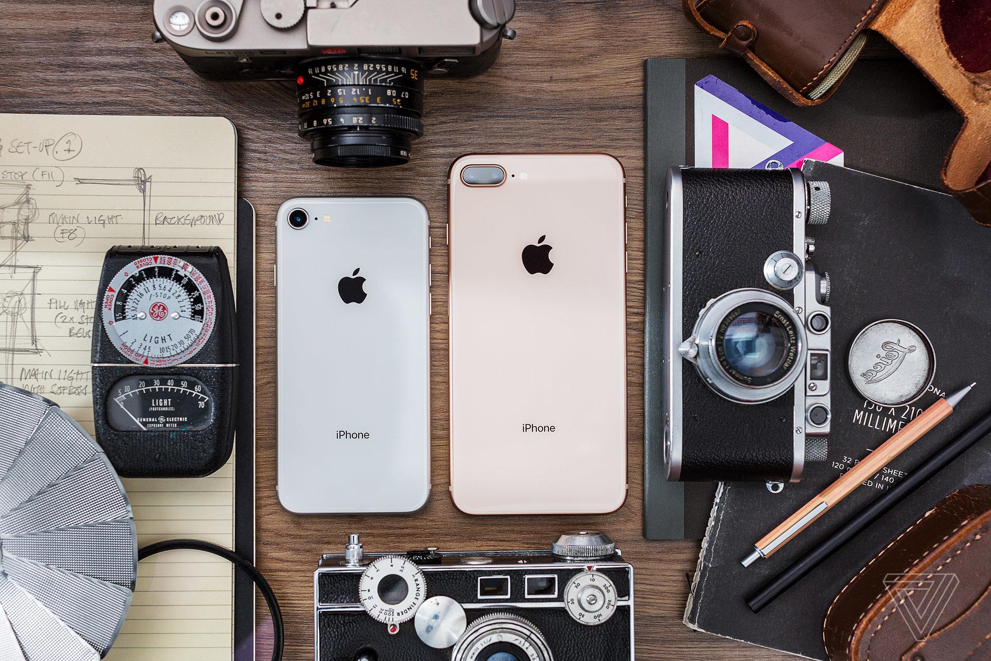 Моменты, на которых сэкономили в новых iPhone 8 и 8 Plus