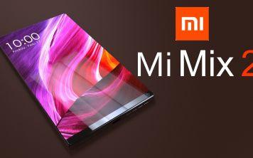 Найдете раму у смартфона Xiaomi Mi Mix 2? Ее здесь нет!