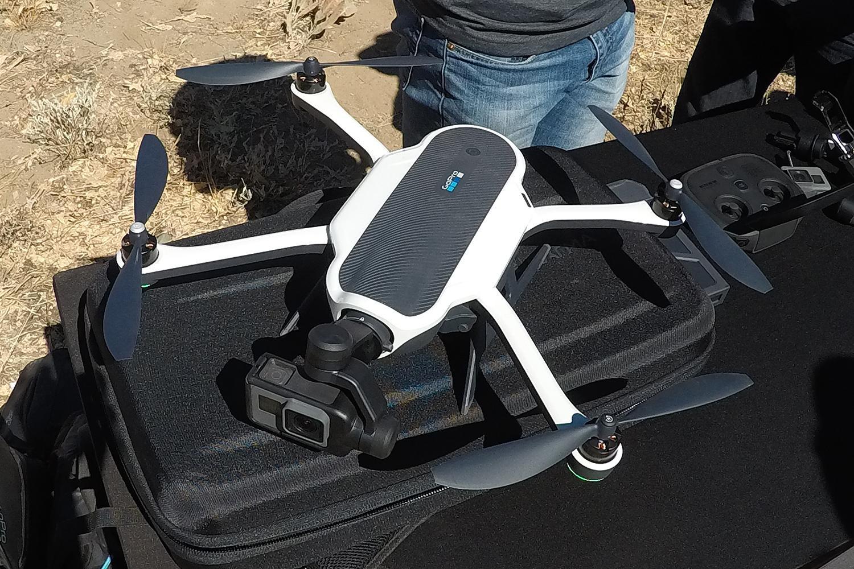 Вышло обновление ПО для дрона GoPro Karma