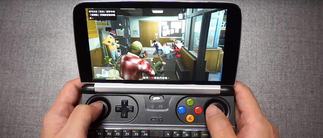 GTA 5 запустили на мобильной консоли