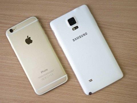 Не-инновации от Apple: что «яблочные» айфоны заимствовали у конкурентов