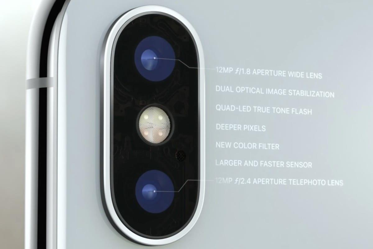 iPhone X издаёт характерный звук при встряске