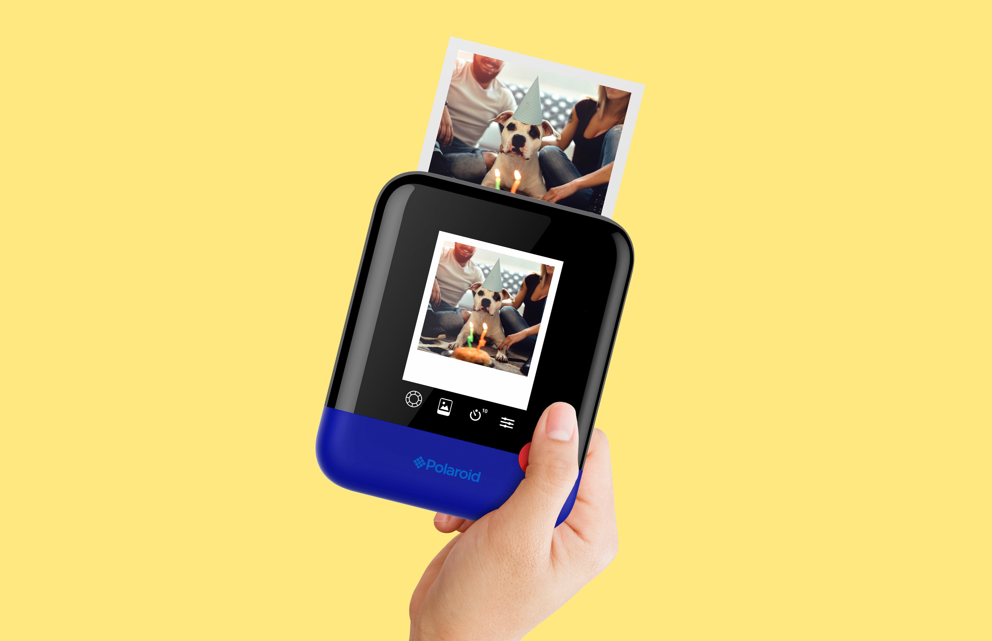 Камера с мгновенной печатью Polaroid Pop теперь доступна к покупке