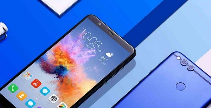 Honor 7X - впечатляющий смартфон по приемлемой цене