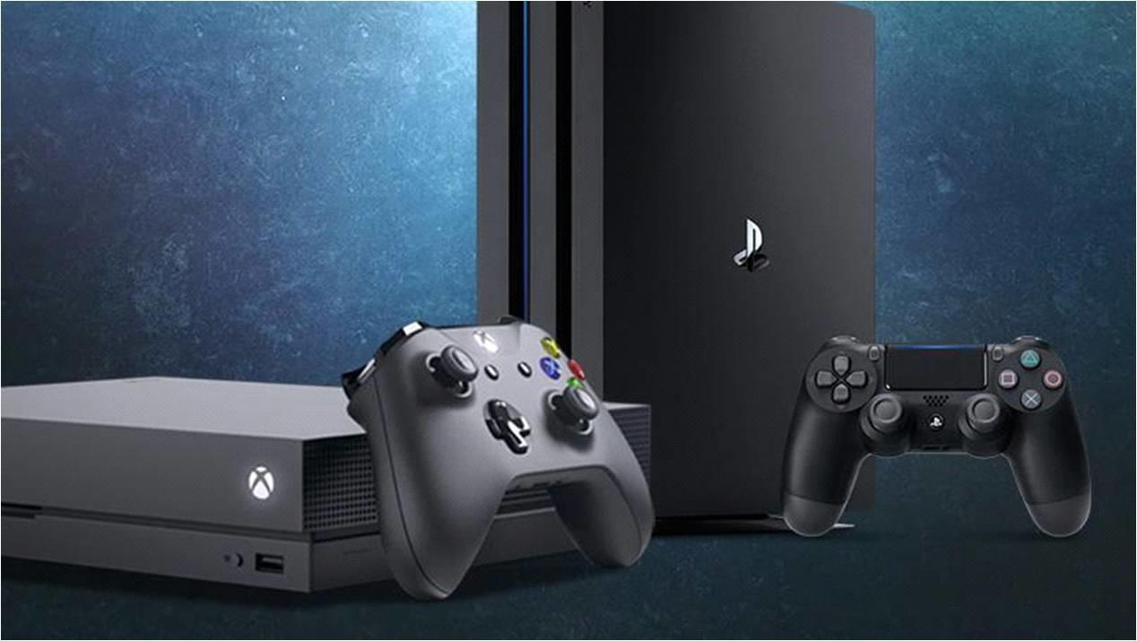 «Xbox One X»: «Microsoft» борется с растущим рынком консолей