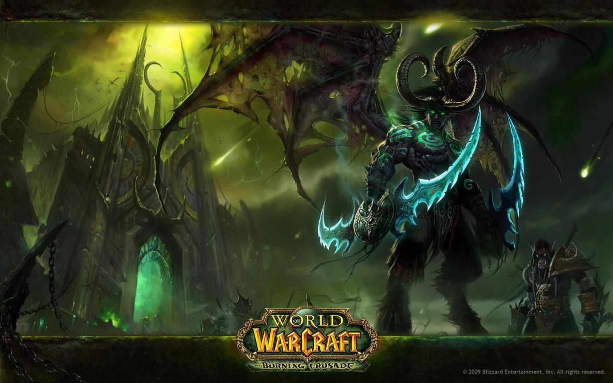История World of Warcraft Burning Crusade