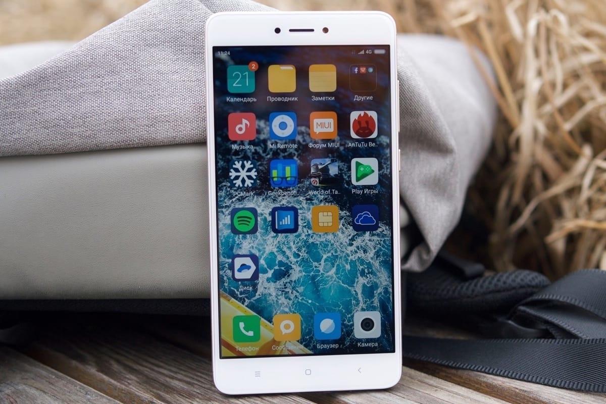В России началась распродажа Xiaomi Redmi Note 4X