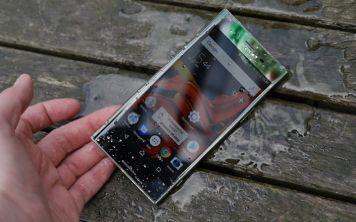 Водонепроницаемые Sony Xperia - какие флагманы позволяют снимать под водой