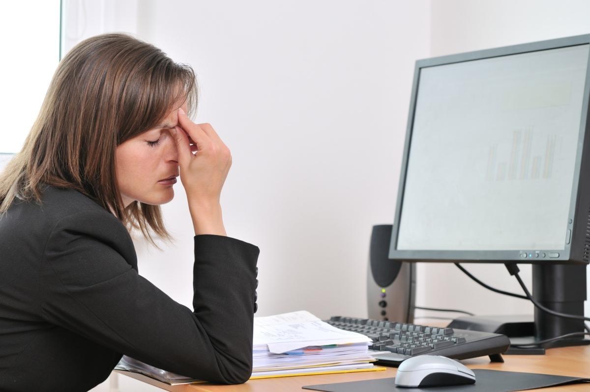 ТОП-7 проблем со здоровьем из-за компьютера