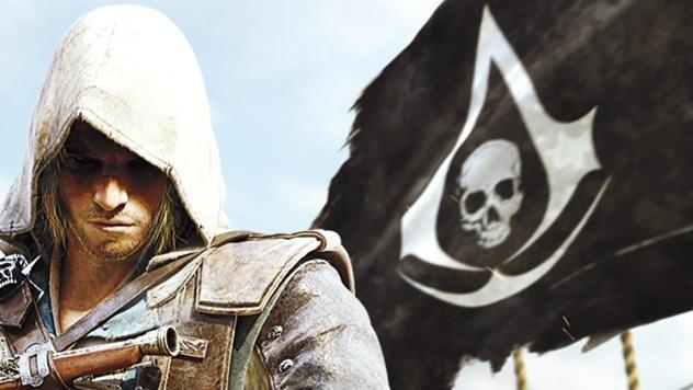 Новый экшен Assassin's Creed 4: BlackFlag будет раздаваться совершенно бесплатно