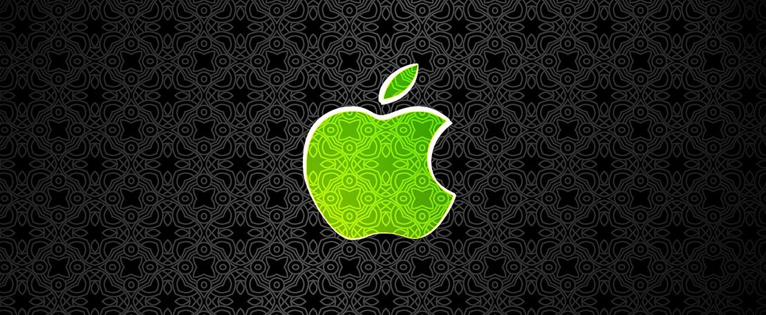 Особенности техники Apple