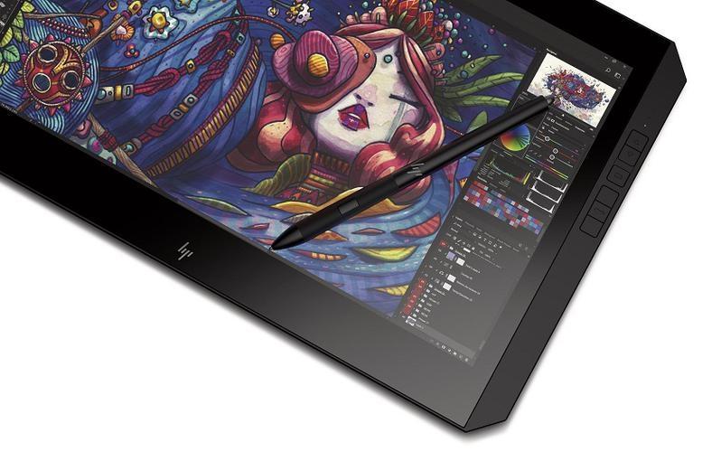 Мощный ноутбук-трансформер HP ZBook x2 ожидается в декабре