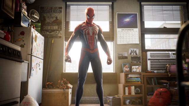 Marvel's Spider-Man: пользователю доступны все сверхспособности Паучка