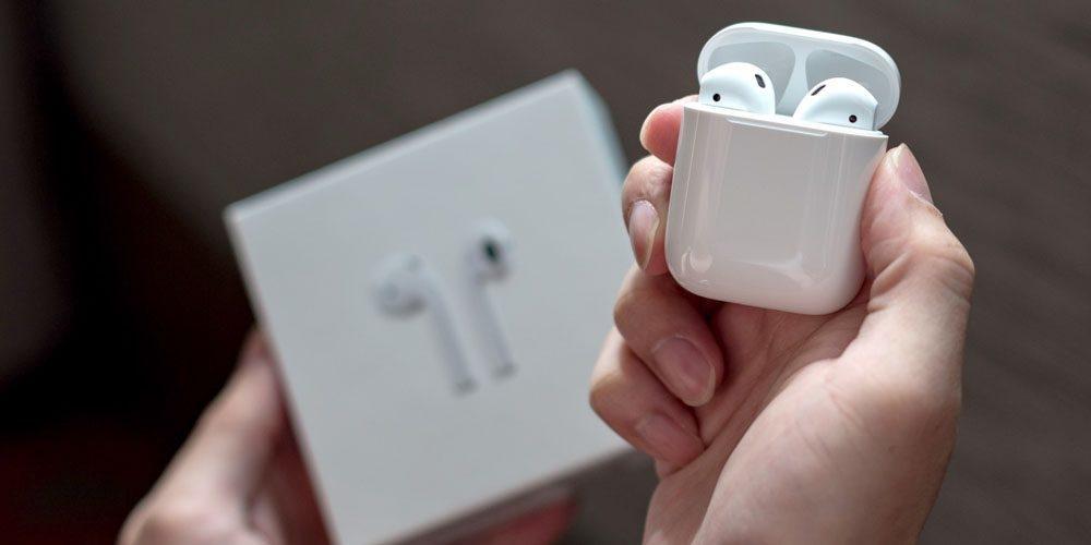 Предновогодний дефицит Apple AirPods