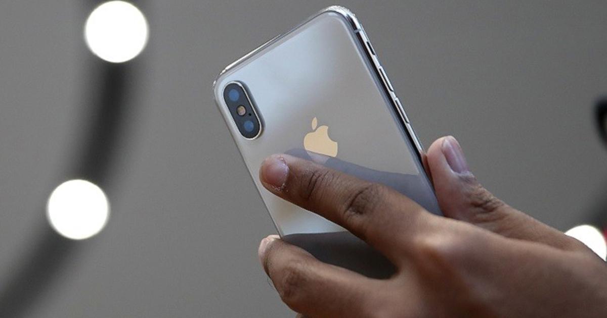 iPhone X активно перепродают