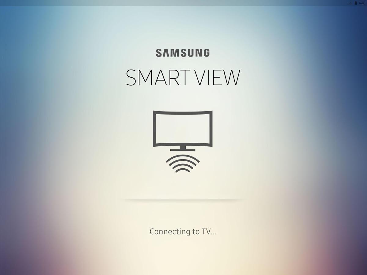 Samsung Smart View – официальное приложение на Android для управления телевизорами Samsung