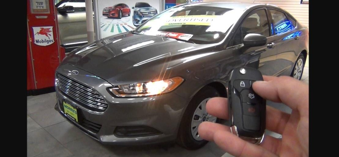 Ford патентуют чехол для смартфона который заменит ключ-брелок