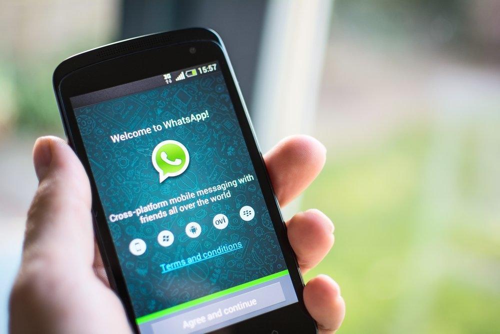 Очистка диалога теперь и в WhatsApp