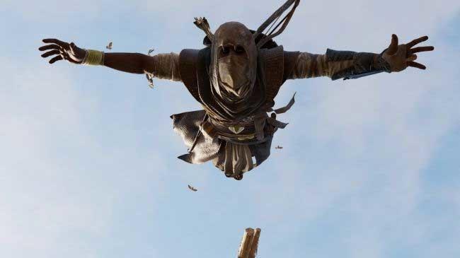 Как получить новые наборы и выполнить квест в Assassin's Creed Origins