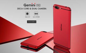 Ulefone Gemini Pro: китайский «айфон»