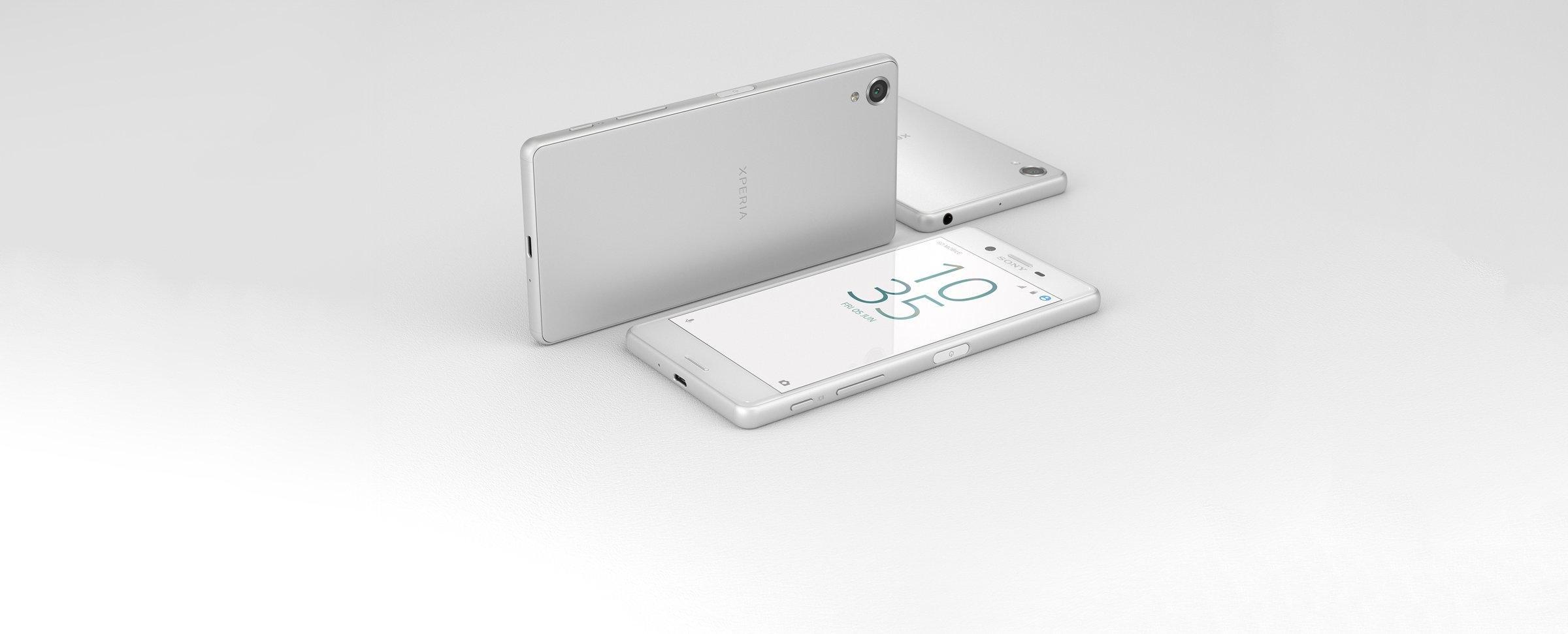 Владельцам Sony Xperia X доступна функция выбора ОС