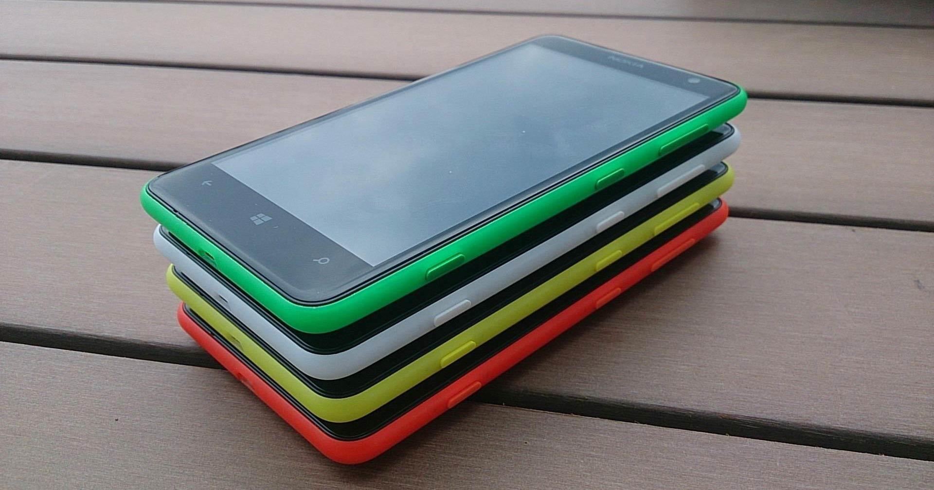 Скоро появятся два новых смартфона от Nokia