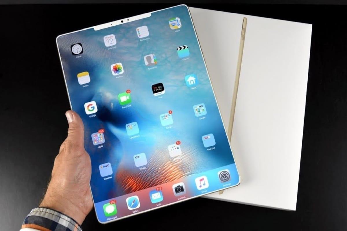 iPad будет глобально изменён в 2018 году