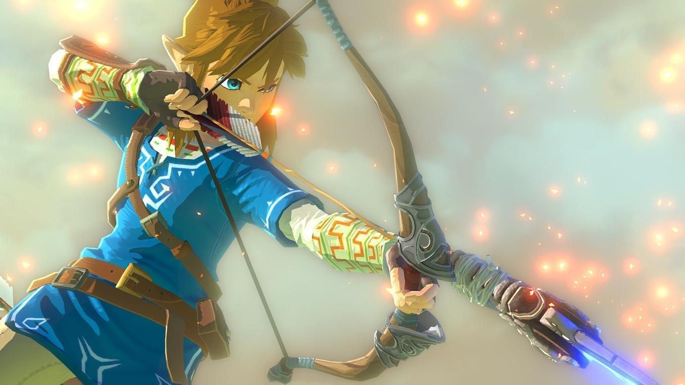 Стартовала разработка новой The Legend of Zelda