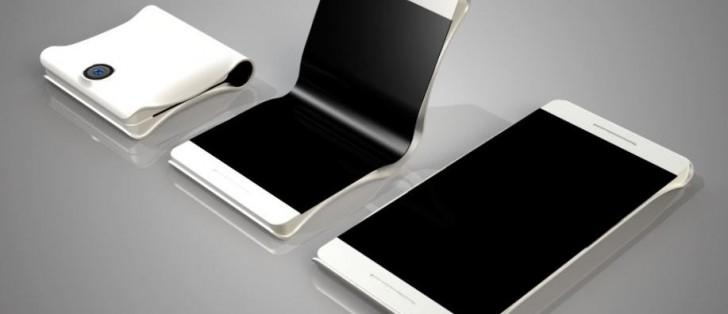 Apple патентует гибкое устройство