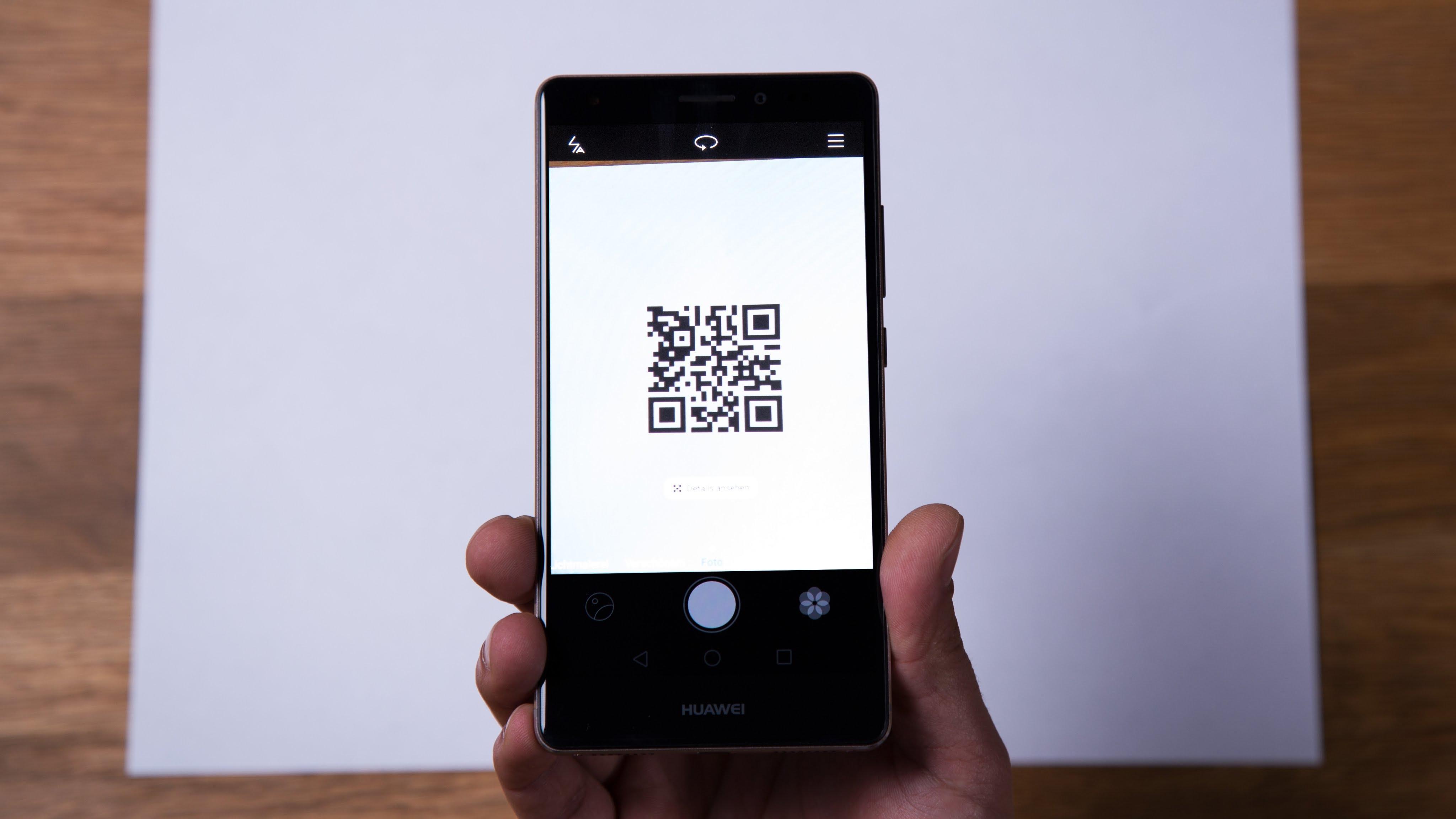 Топ 5 Android приложений для сканирования QR-кодов