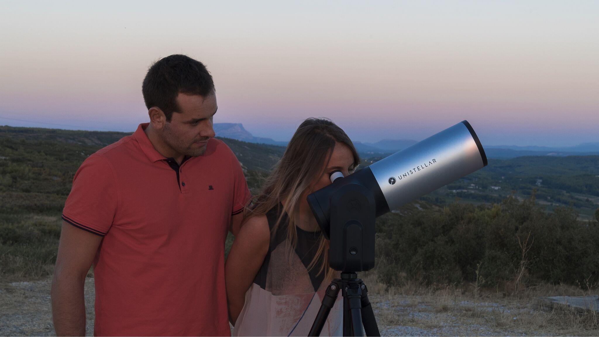 eVscope — телескоп нового поколения, который позволит вам стать ученым